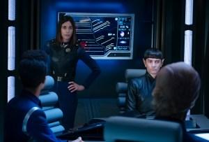 Star Trek Discovery Episode 14 Cornwell Sarek