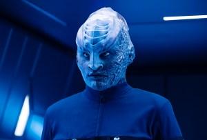 Star Trek Discovery Season 1 L'Rell Klingon