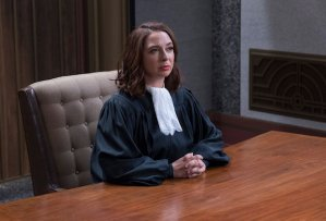 The Good Place Season 2 Finale Maya Rudolph Judge