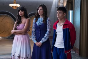 The Good Place Season 2 Finale Tahani Janet Jason