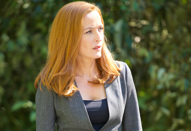 The X-Files Season 12 Only Scully No Mulder