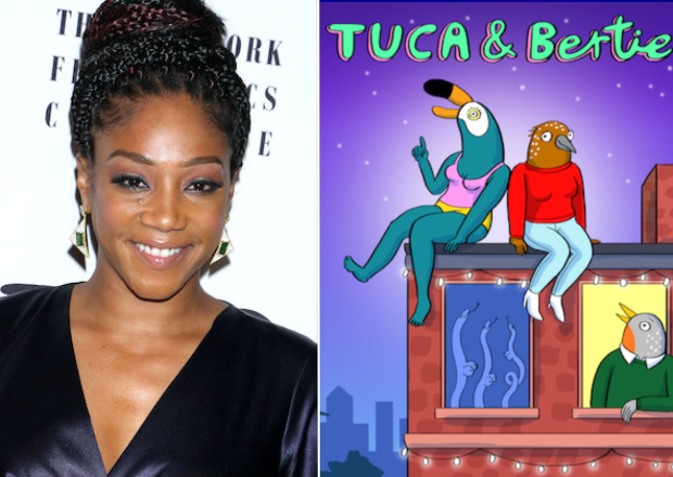 Tiffany Haddish Netflix Tuca and Bertie