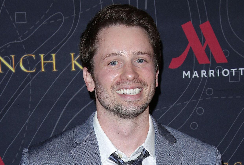 Tyler Ritter Playing Dead CW Pilot