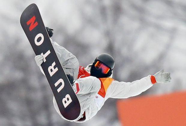 Winter Olympics Shaun White
