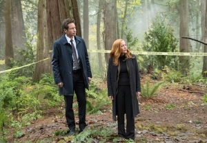 The X-Files Chris Carter GIllian Anderson Leaving SEason 12