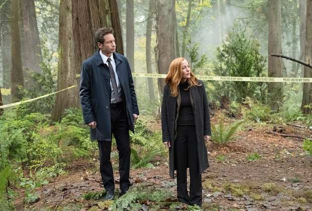The X-Files Chris Carter GIllian Anderson Leaving SEason 12