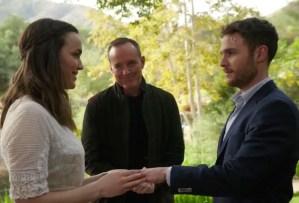 Agents SHIELD FitzSimmons Wedding