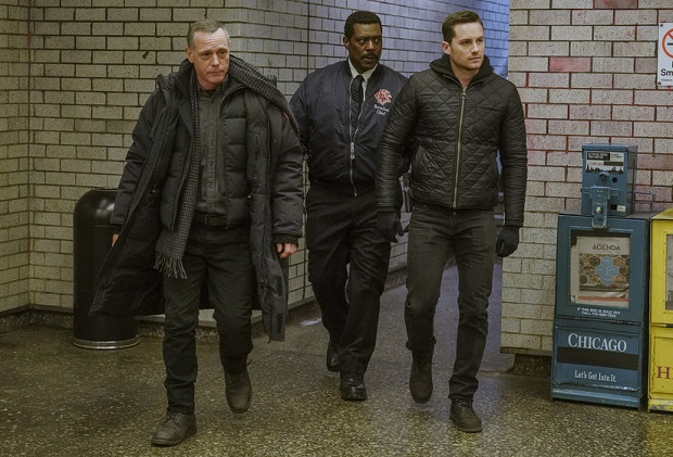Chicago Fire/PD Crossover
