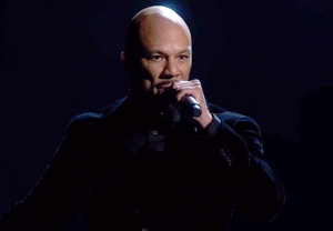 Common Oscars Performance