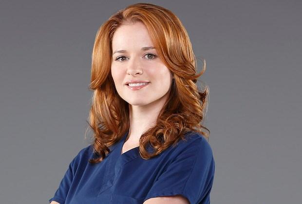 Grey's Anatomy Sarah Drew April Kepner