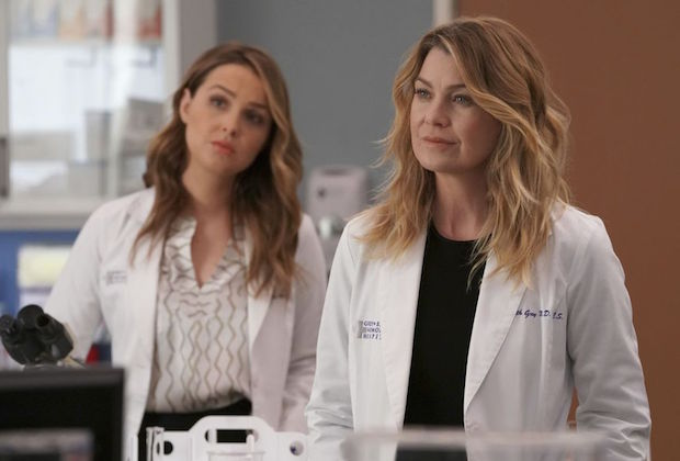 Grey S Anatomy Season 14 Episode 14 Recap Spoiler Kiss Tvline