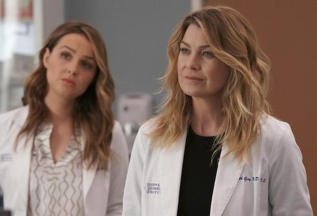 Greys Anatomy Ratings