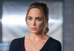 Arrow Sara Lance Returns