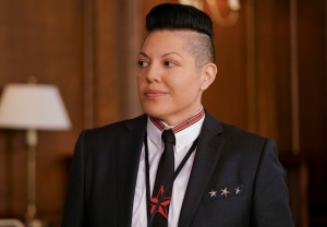 Madam Secretary Season 4 Episode 14 Sara Ramirez Interview