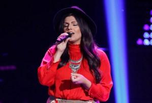 the voice recap johnny bliss christiane danielle blind auditions