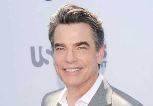 Peter Gallagher Main Justice