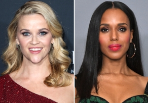 Reese Witherspoon Kerry Washington Little Fires Everywhere TV Series