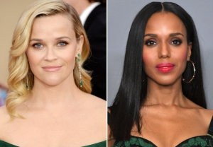 Reese Witherspoon Kerry Washington Little Fires Everywhere Hulu
