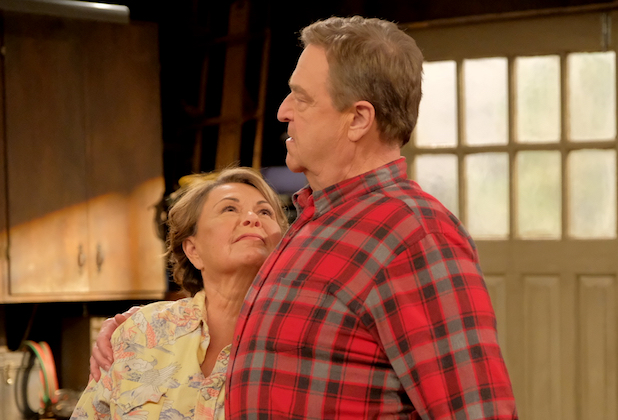 Roseanne Ratings Revival ABC