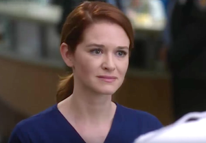 greys anatomy april dies season 14 sarah drew