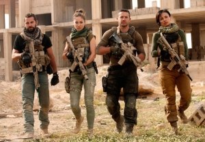 Strike Back Renewed SEason 6 Cinemax