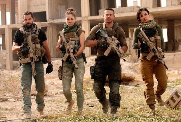 Strike Back Renewed SEason 6 Cinemax