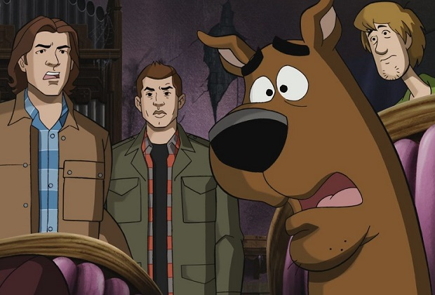 Supernatural Scooby-Doo Episode