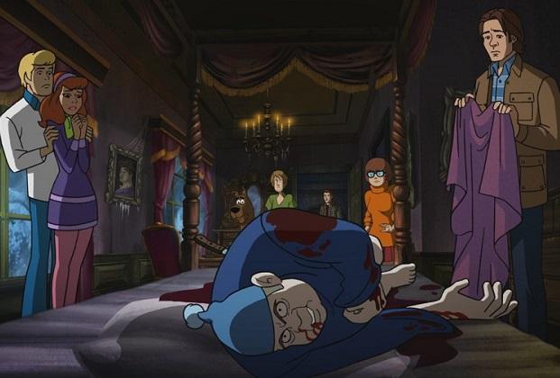 Supernatural Scooby-Doo