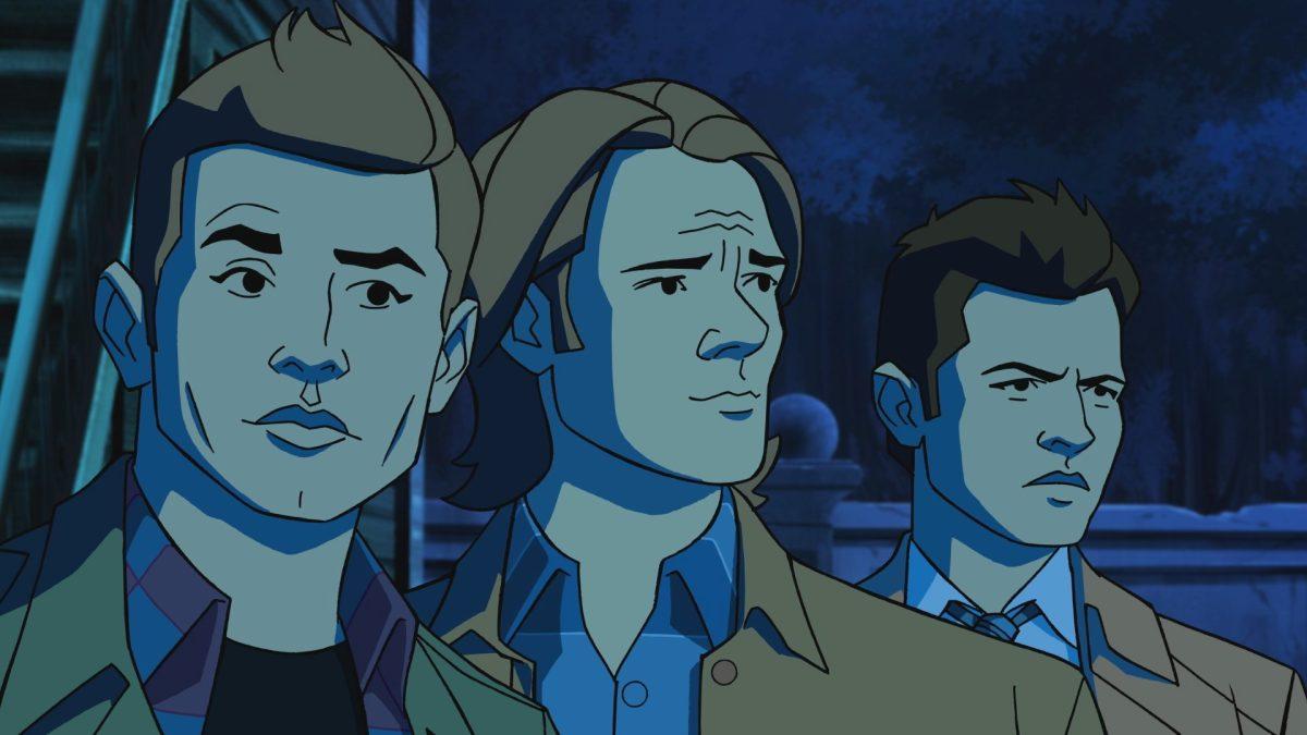 Supernatural Scooby Doo