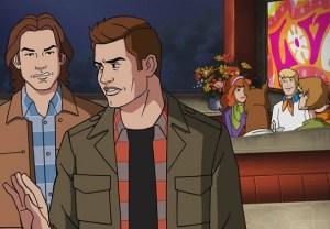 Supernatural Scooby-Doo Spoilers