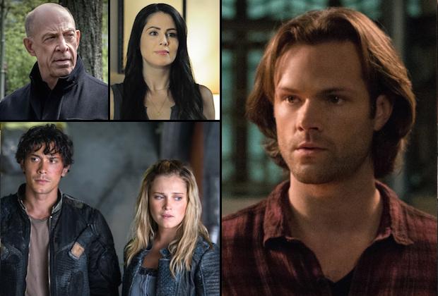 Supernatural Spoilers Sam