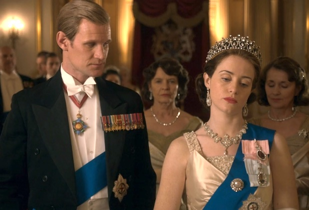 The Crown Apology Claire Foy Paid Less Matt Smith Salary