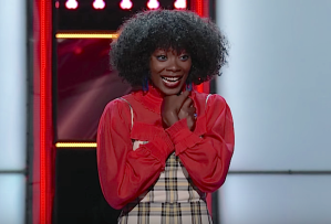 the voice recap johnny bliss christiana danielle blind auditions