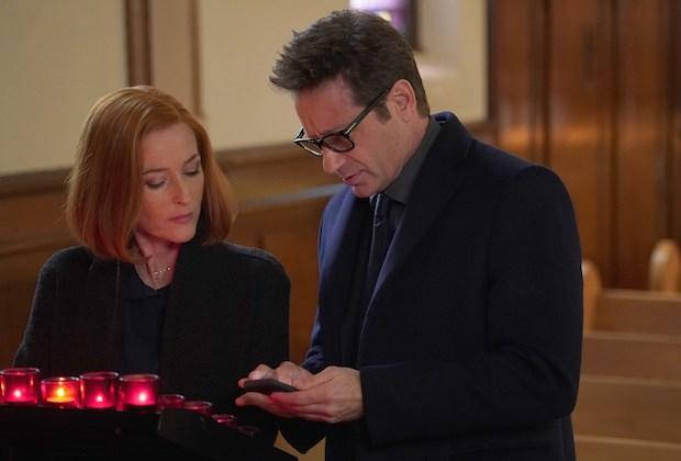 The X-Files Recap Season 11 Episode 9 Mulder Glasses