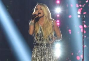 ACMAS Carrie Underwood