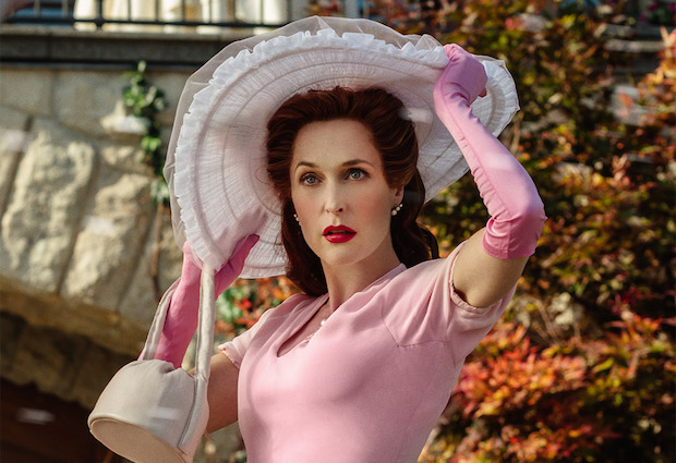 American Gods Season 2 New Media Role Gillian Anderson