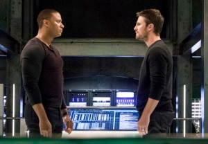 Arrow Preview Diggle Quits