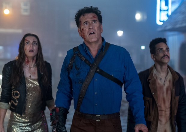 Ash Vs Evil Dead Cancelled Starz