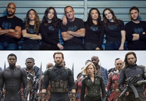 Infinity War Deaths Agents of SHIELD
