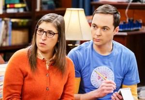 Big Bang Theory Spoilers Wedding Sheldon Amy