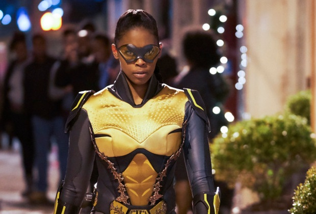 Black Lightning Recap