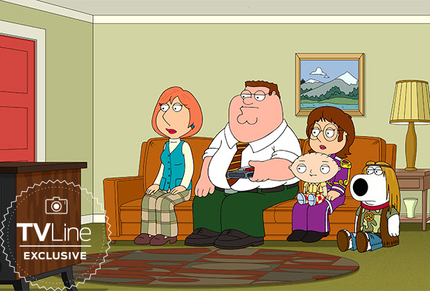 Family Guy Decades
