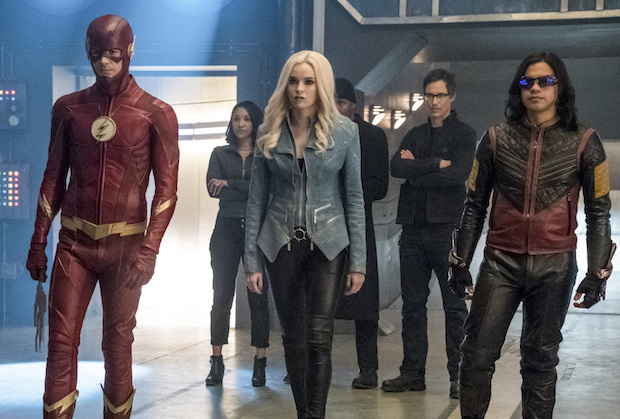 Flash Recap Season 4 Episode 18