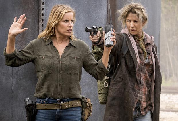 fear the walking dead season 4 episode 2 recap jenna elfman