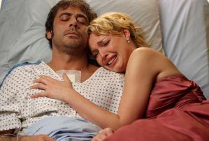 Grey's Anatomy Denny Death Izzie Chasing Cars