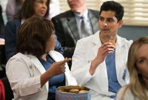 greys anatomy season 14 episode 20 recap pot cookies