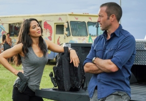 Hawaii Five-0 Catherine Steve