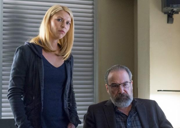 Homeland Cancelled Showtime Claire Danes