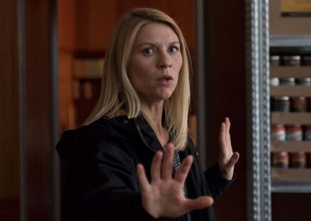 Homeland Season 7 Episode 11 Carrie