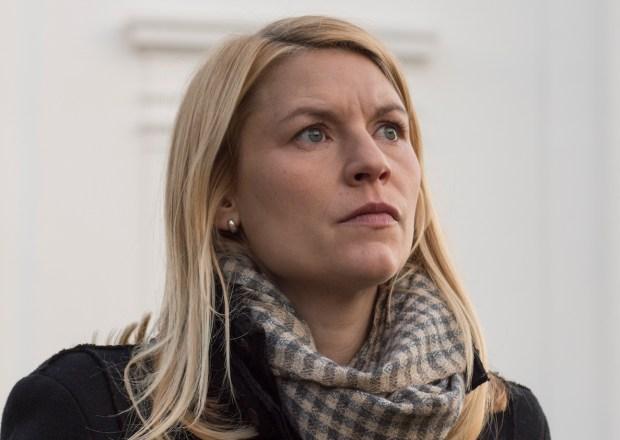 Homeland Season 7 Episode 6 Carrie Claire Danes
